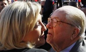 Jean-Marie Le Pen marine le pen