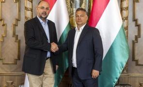 Kelemen Hunor - Viktor Orban