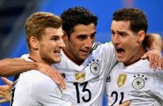 germania fotbal