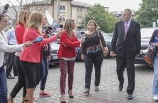Inquam Doru Ţuluş şi Mihaiela Moraru Iorga
