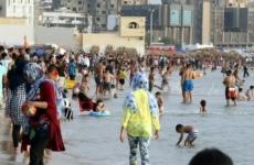 plajă Libia