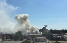 explozie incendiu tramvai arad