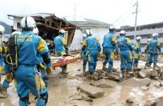 japonia, inundatii