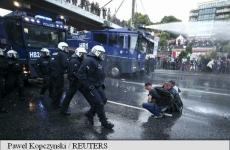 bătăi Hamburg G20