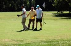 Octavian Hoandra golf