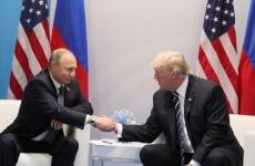 Donald Trump şi Vladimir Putin