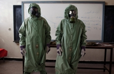 siria, atac chimic