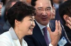 Park Geun-Hye, Lee Jae-Yong