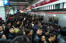 metrou shanghai