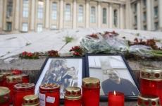 Inquam omagiu politist ucis