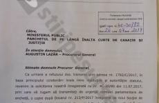 scrisoare comisie lazar