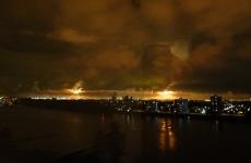 incendiu rafinărie Rotterdam