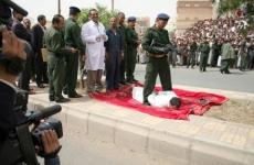 executie, yemen