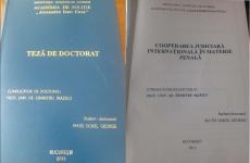 coperta teza doctorat judecator Matei