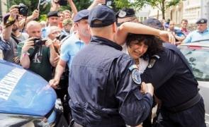 actriță jandarmi Cluj LGBT