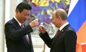 Putin si Xi Jinping
