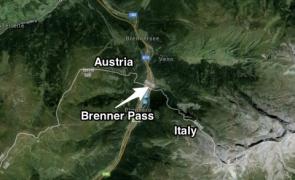 pasul Brenner, austria, italia