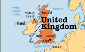 Irlanda de Nord UK