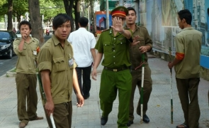 politie vietnam