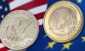 dolar, euro