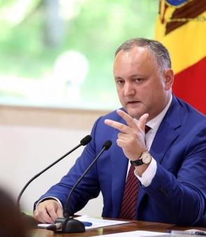 Igor Dodon, la un pas de o a treia SUSPENDARE: A fost sesizată Curtea Constituţională a Republicii Moldova