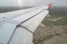avion, aripa