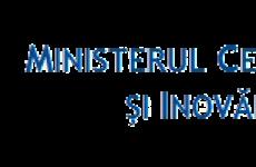 logo sigla MCI ministerul cercetarii
