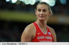 Barbora Spotakova atletism sulita
