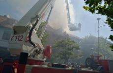 incendiu Bucuresti Nord 3