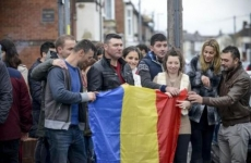români Marea Britanie