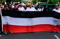 neonaziști Berlin
