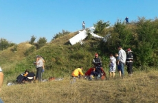 accident avion iasi
