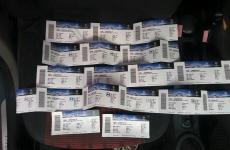 bilete FCSB confiscate
