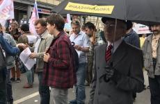manifestatie rusia internet