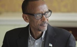 paul kagame, presedinte rwanda
