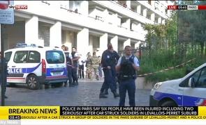 paris politie
