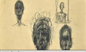 schite pictor Giacometti