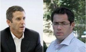 Beny Steinmetz și Tal Silberstein