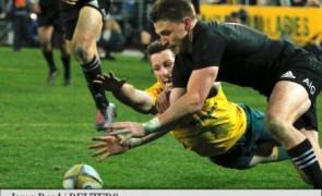 Noua Zeelandă Australia rugby