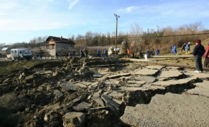alunecare de teren cluj