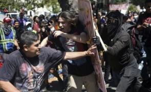 bătăi, incidente, violențe SUA