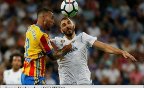Benzema Real Madrid-Valencia