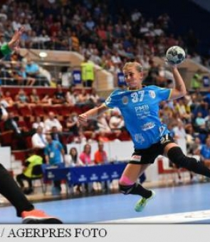 CSM Bucuresti handbal feminin