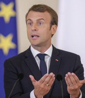 Inquam   Emmanuel Macron
