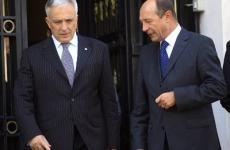 Traian Basescu Mugur Isarescu