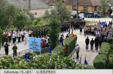 comemorare victime Treznea și Ip