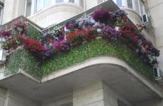 balcon București