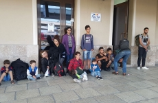 migranți Timișoara