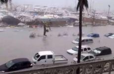uragan Irma inundații