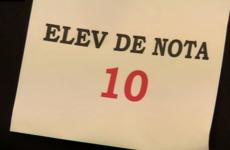 elev nota 10